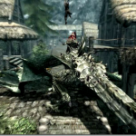 Skyrim – A Blade in the Dark completed