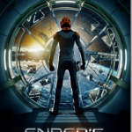 New poster for Ender's Game