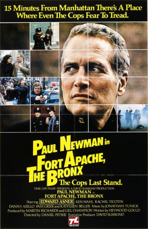 Fort Apache, The Bronx