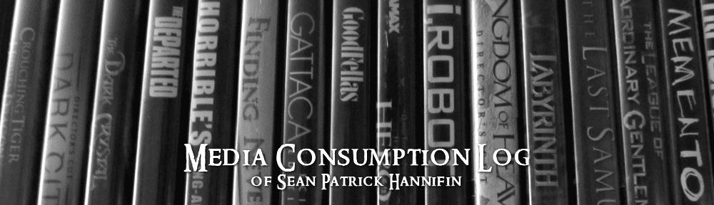 Media Consumption Log